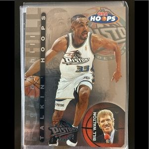 Grant Hill Basketball Trading Cards